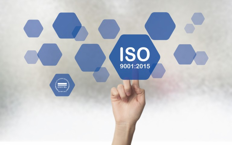Exenia is Proudly ISO9001:2015 Certified